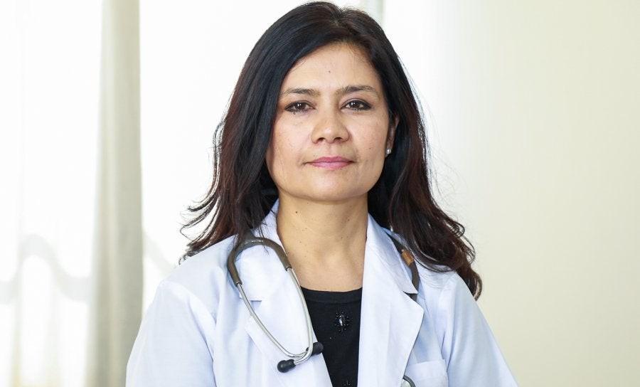 नेपालको पहिलो महिला डिन: त्रिभुवन बिश्वबिधालय चिकित्साशास्त्र अध्ययन संस्थान