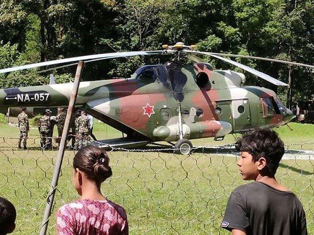 कालापानी क्षेत्रमा सशस्त्रको गुल्म शिलान्यास, सीमा सुरक्षा सरकारको प्राथमिकतामा: गृहमन्त्री थापा
