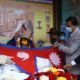 राष्ट्रिय सम्मानसहित आङरिता शेर्पाको अन्त्येष्टि