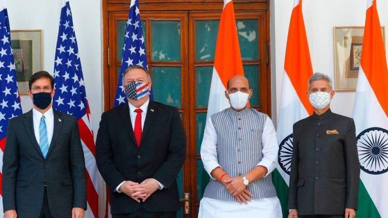 भारत र अमेरिकाबीच भएको 'बेका' सम्झौता के हो?