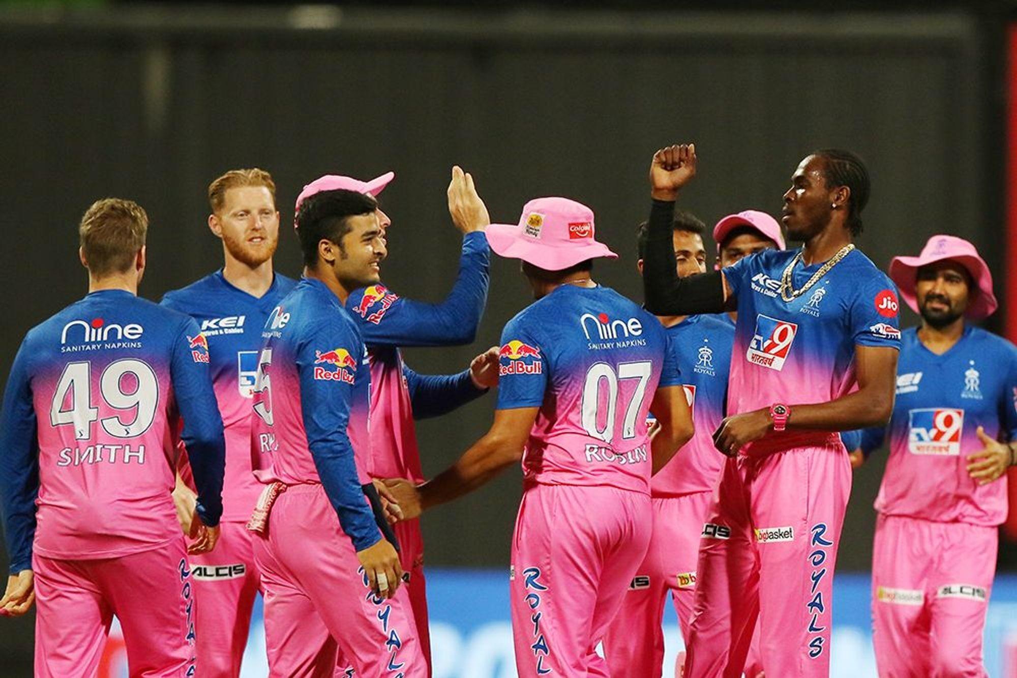 IPL: राजस्थान रोयल्सले चेन्नई सुपर किङ्सलाई ७ विकेटले पराजित गर्दै चौथो जित