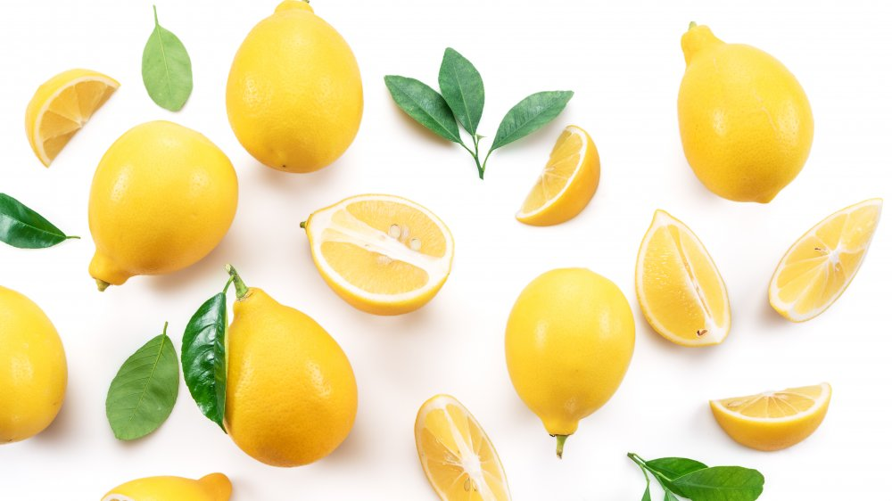 Naturally, you're using lemons in the kitchen, but did you know you can also use them for these beauty tricks?