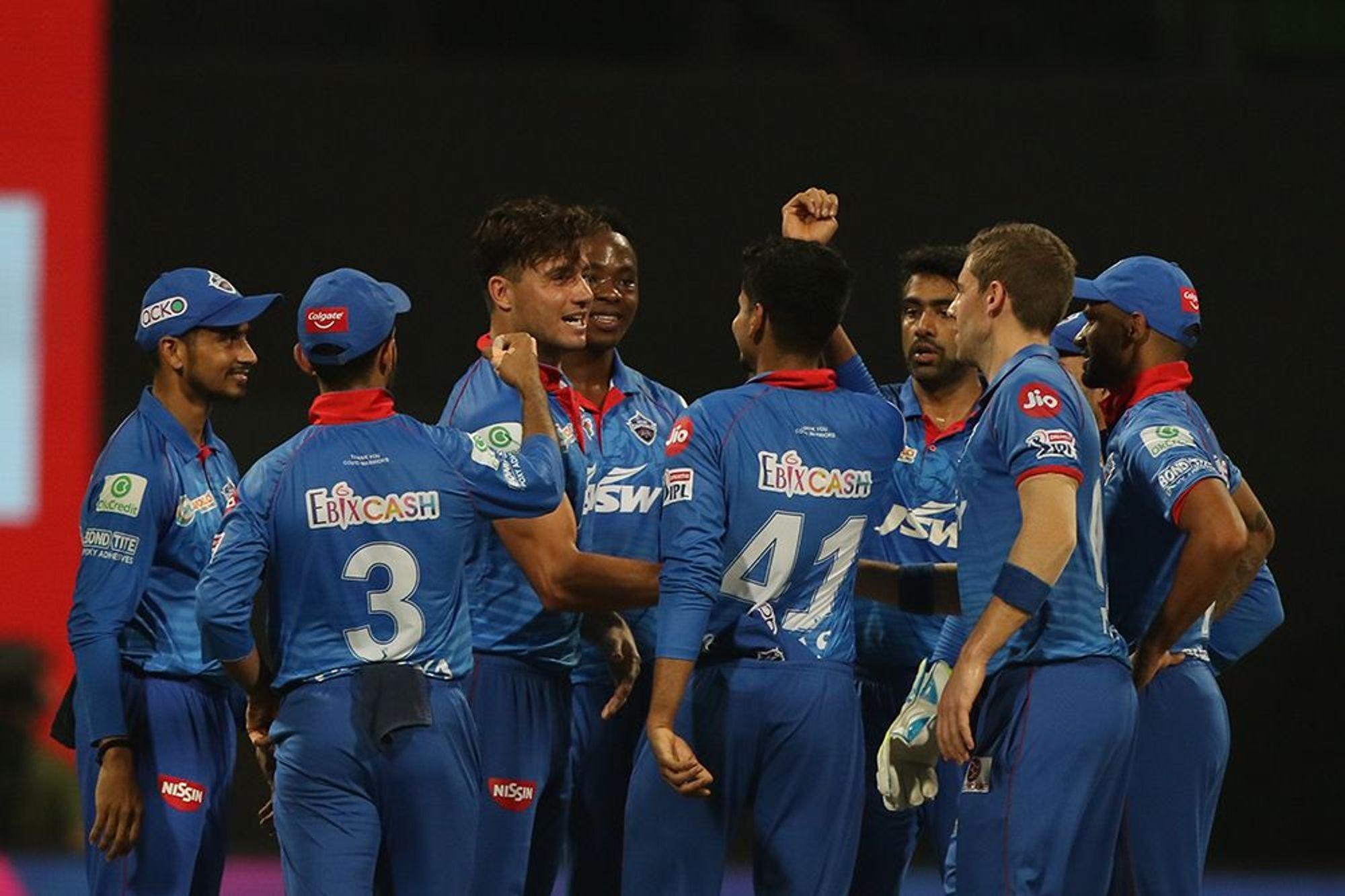 दिल्ली क्यापिटल्स पहिलो पटक आईपीएलको फाइनलमा :IPL CRICKET