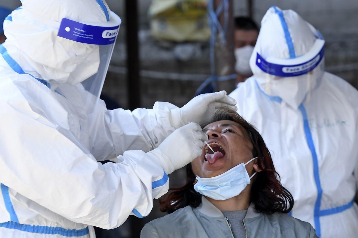 उपत्यकामा १५३१ संक्रमित सहित थप २,२४० जनामा कोरोनाभाइरस सङ्क्रमण पुष्टि