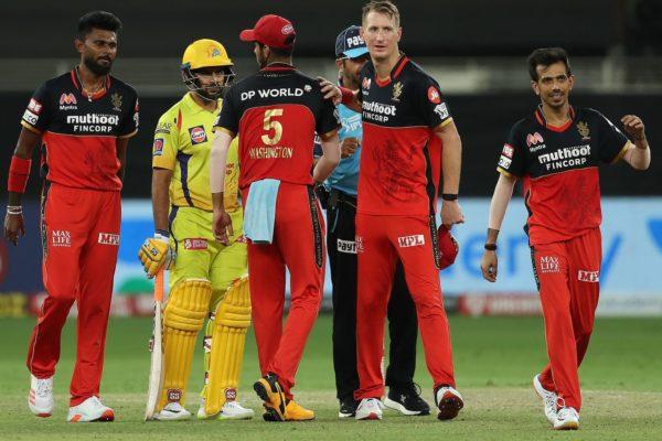 IPL 2020: रोयल च्यालेन्जर्स बैंगलोरको सानदार चौथो जित हासिल