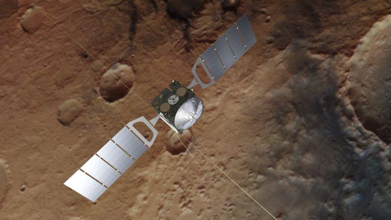 मङ्गल ग्रहः तीनवटा भूमिगत ताल पत्ता लागेको दाबी, हिउँ पग्लिने तापक्रम छैन तर कसरी बन्यो पानी