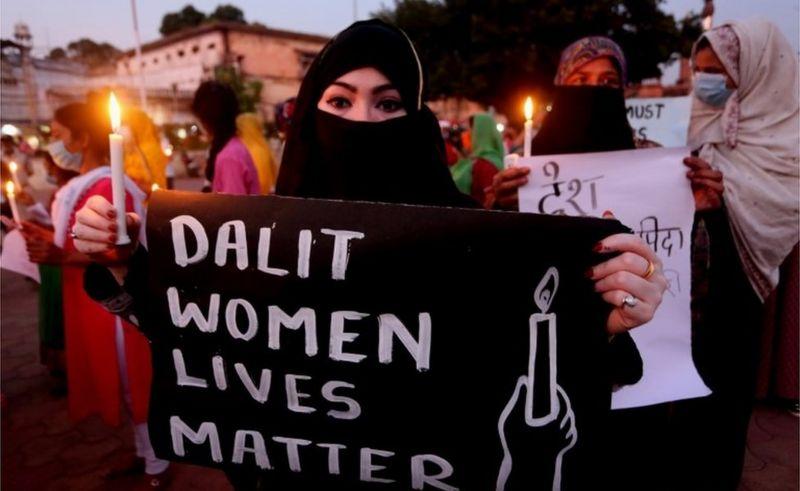 भारतमा दलितविरुद्ध हिंसा: संसारकै 'सबैभन्दा उत्पीडित समूहभित्र पर्छन् दलित महिला'