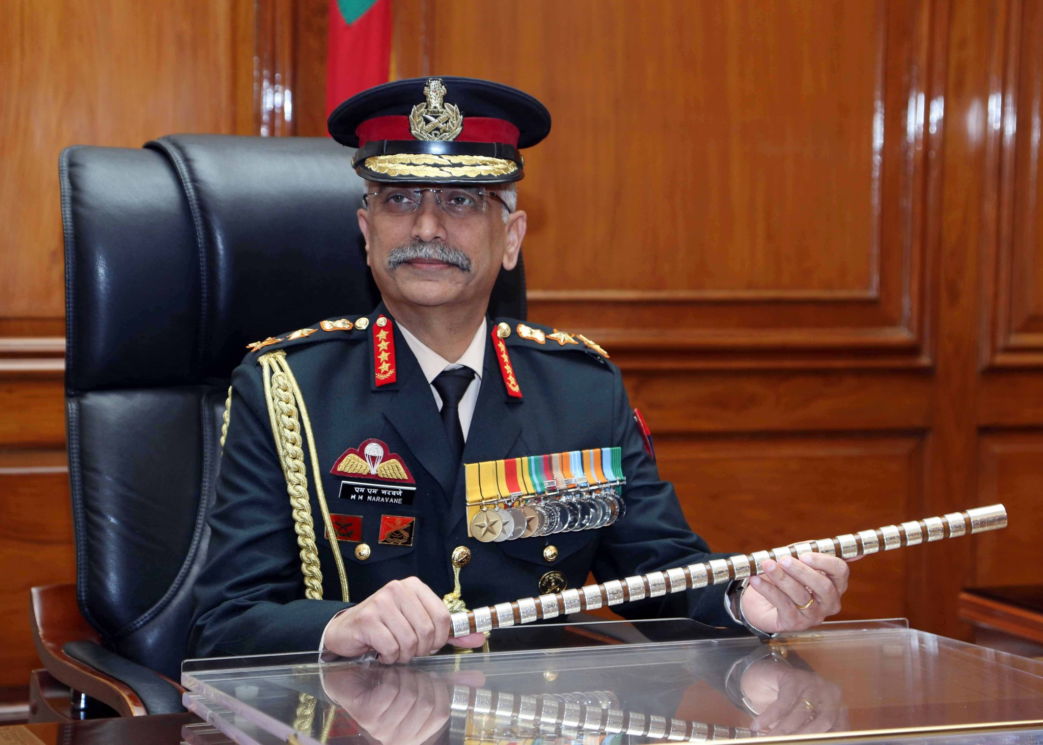भारतीय सेनाध्यक्ष मनोज मुकुन्द नरभानेको नेपाल भ्रमण हुने