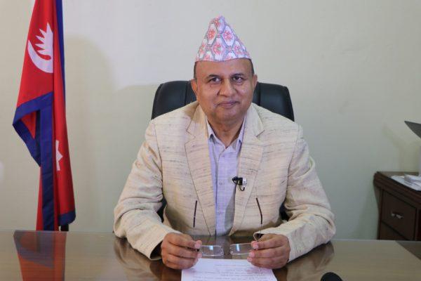 प्रदेश राजधानी विवाद : नेकपाका १४ सांसदले लेखे 'नोट अफ डिसेन्ट'