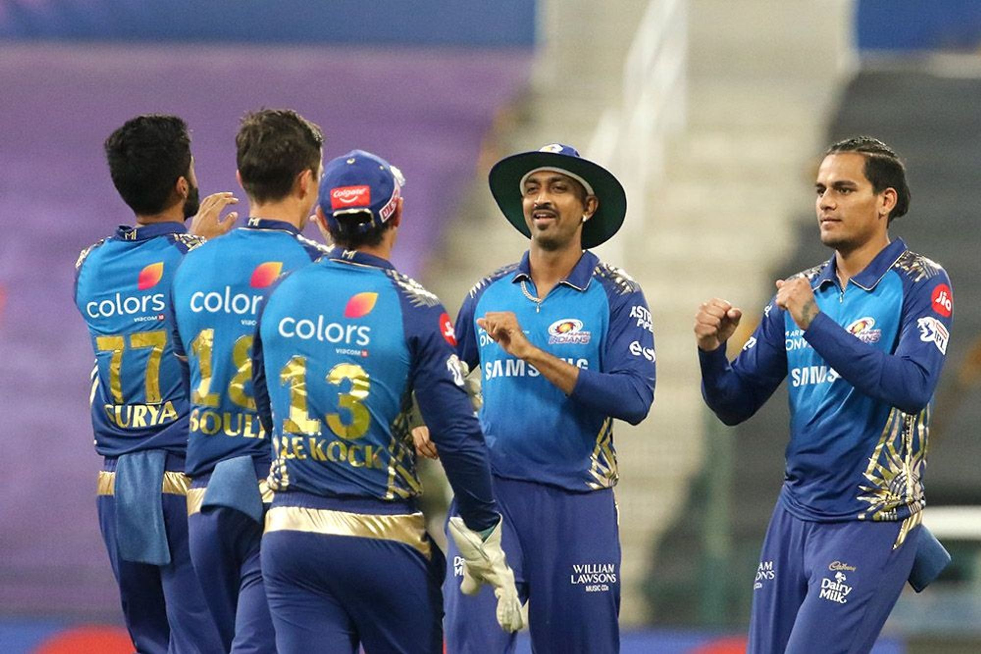 मुम्बई इन्डियन्सको लगातार पाचौ जित: दिल्ली क्यापिटल्स पराजित