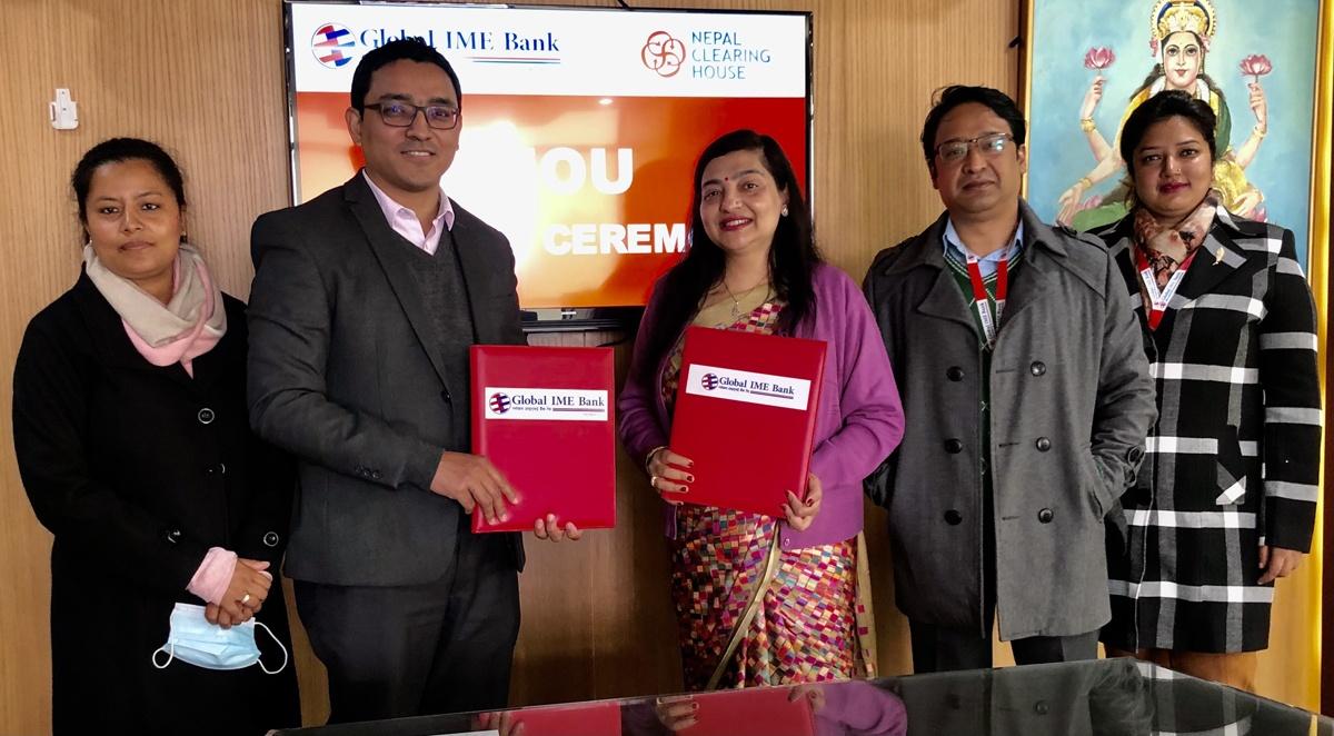 ग्लोबल आइएमई बैंकद्वारा कर्पोरेट–पे प्रणालीको सुरुवात