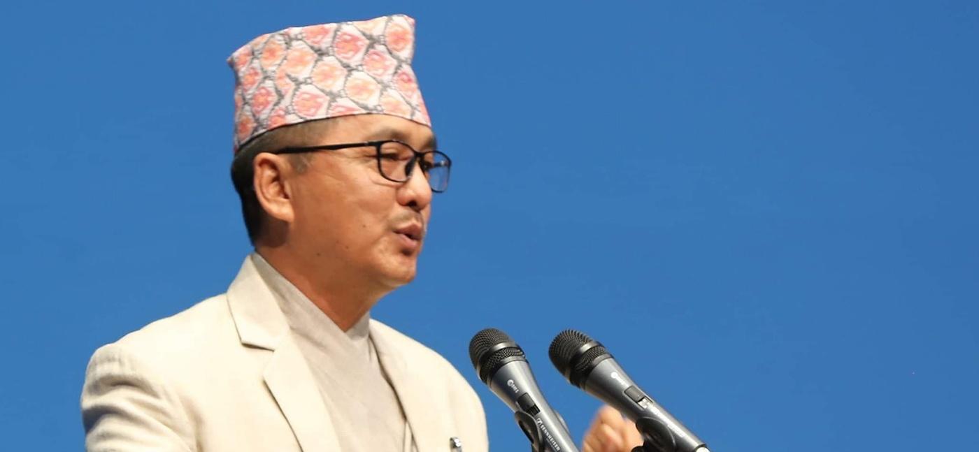 राप्रपा नेता राजेन्द्र लिङ्देनको स्वास्थ्य अवस्था गम्भीर, हेलिकोप्टरमा काठमाडौं ल्याइयो