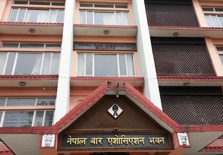 संसद विघटन गैरसंवैधानिक र गैरलोकतान्त्रिक : नेपाल बार एशोसिएशन (प्रेश विज्ञप्ती सहित)