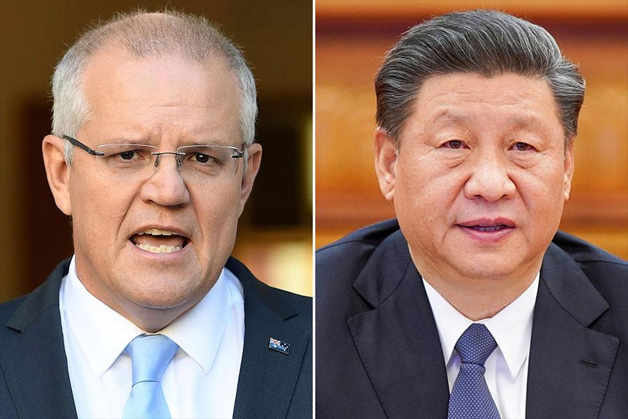 अष्ट्रेलिया र चीन सम्बन्धमा दरार