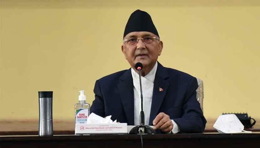 निर्वाचन आयोग भन्छ – 'प्रधानमन्त्रीले झुटो बोल्नुभयो'