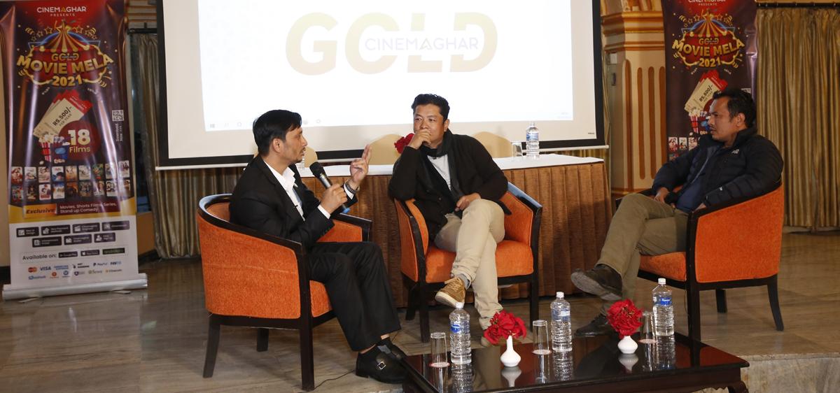 नेपाली चलचित्र 'सिनेमा घर गोल्ड' डिजिटल एपमा सार्बजनिक: बार्षिक पाँचसय