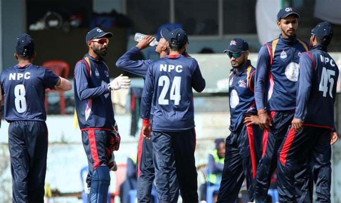पीएम कपमा विभागीय टोली नेपाल पुलिस क्लबको दोस्रो जित