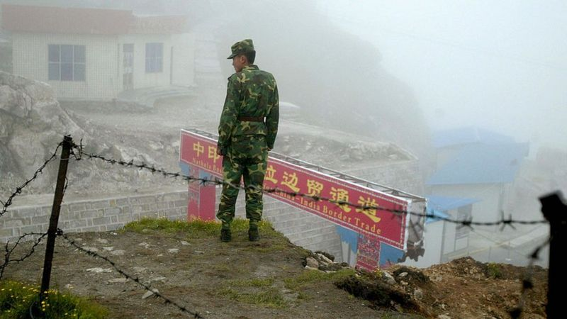 भारत र चीनबीच उत्तर सिक्किम सीमाक्षेत्रमा पुनः भिडन्त, केही सैनिक घाइते