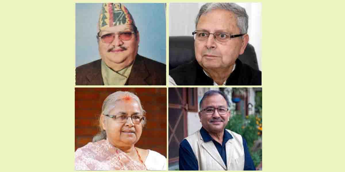 चार पूर्वप्रधानन्यायाधीशविरुद्ध सर्वाेच्चमा अवहेलना मुद्दा दर्ता