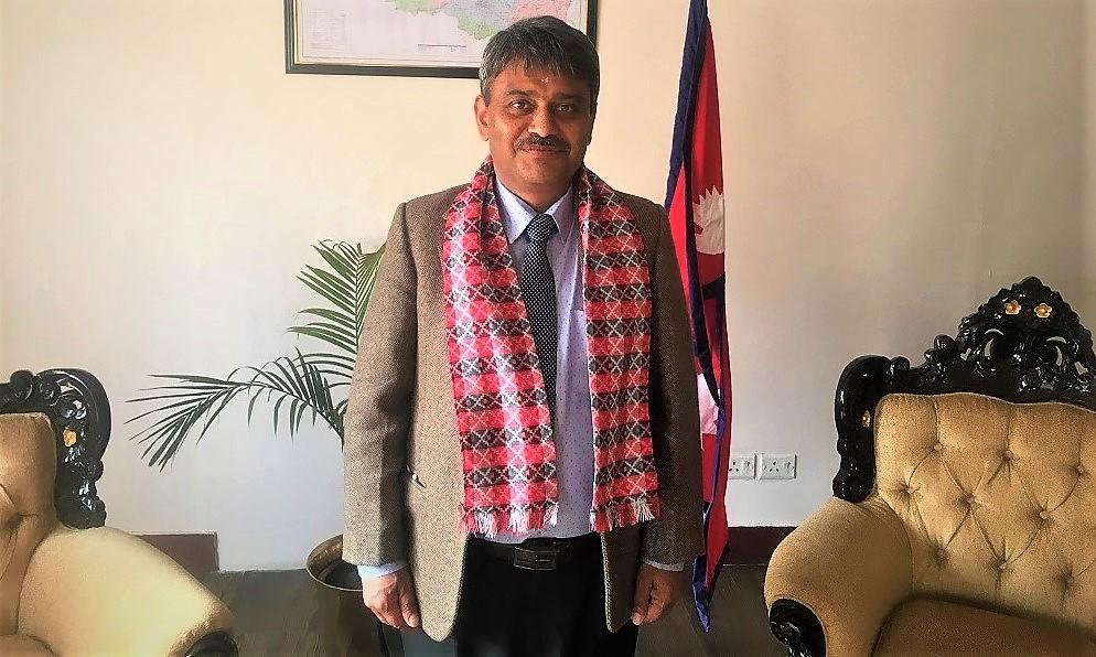 काठमाडौं विश्वविद्यालयको उपकुलपतिमा प्रा.डा. भोला थापा नियुक्त