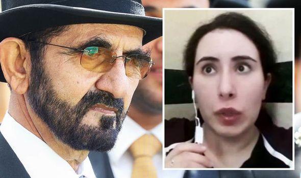 दुबईकी राजकुमारीलाई आफ्नै बाबुले बन्दी बनाएर राखेको खुलासा