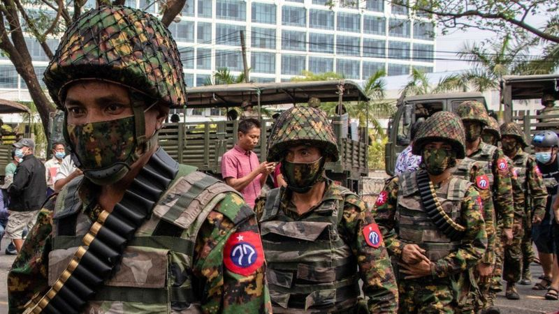 म्यान्मार कू: सेनालाई शक्तिशाली बनाउने रहस्यमय व्यापार साम्राज्य