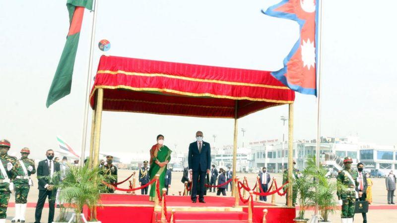 राष्ट्रपति विद्या भण्डारी बङ्ग्लादेश भ्रमणमा, नेपालले कसरी घटाउन सक्ला व्यापार घाटा