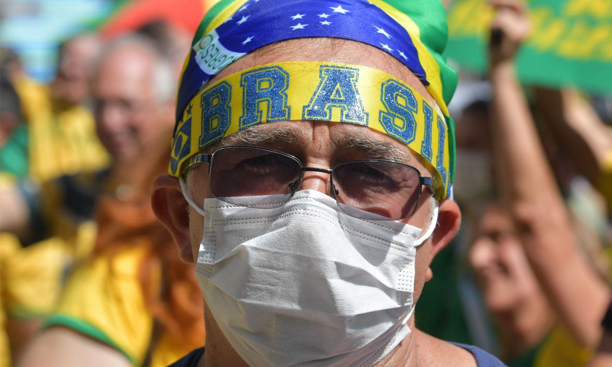 ब्राजिलमा एकैदिन झन्डै ८६ हजार संक्रमित