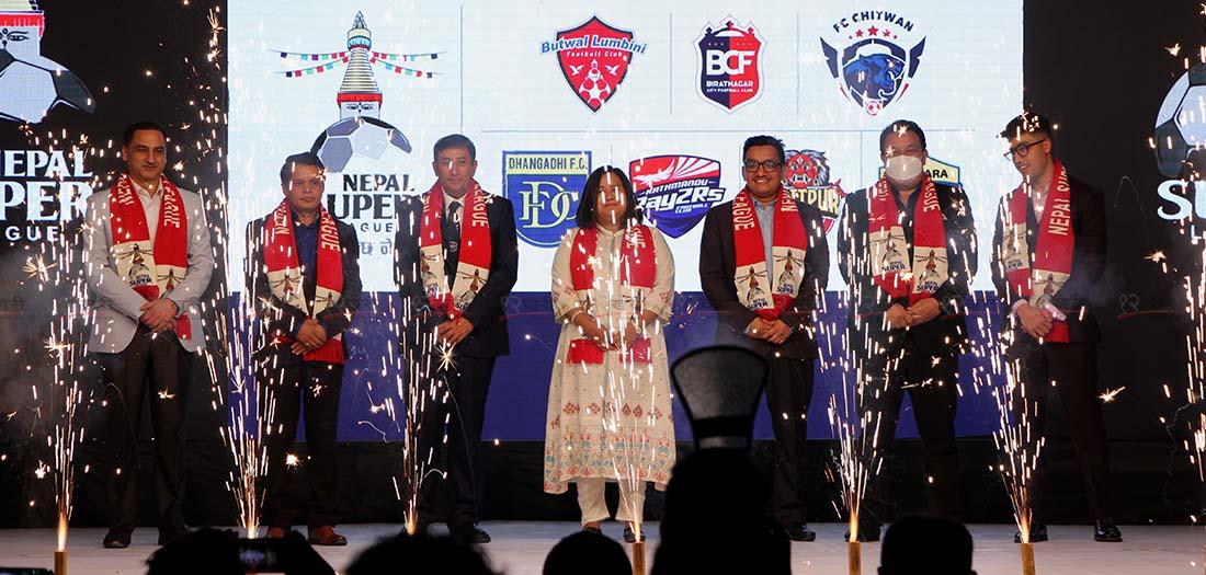 नेपाल सुपर लिगको गुडविल एम्बेसडरमा भारतीय अभिनेता: सात टिमको सहभागिता