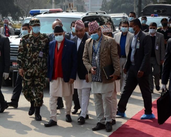 प्रधानमन्त्रीको सुरक्षामा दुई सय जना सैनिक मात्रै, राष्ट्रपतिको पनि बढाइयो
