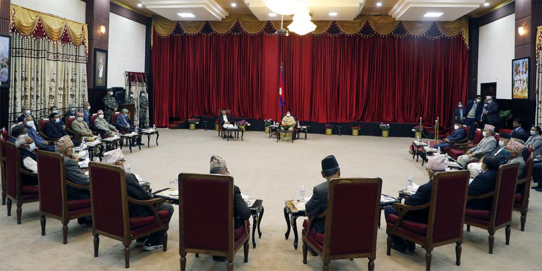 प्रधामन्त्री ओलीको चेतावनी- फेरि पनि संसद् विघटन हुन्छ