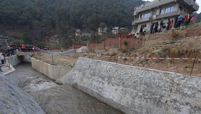 मेलम्चीको पानि काठमाडौँ आईपुग्यो