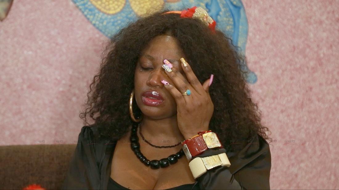 मदनकृष्णलाई भेटिन युगान्डाकी गायिका बियोन्सेले: खसालिन आशु