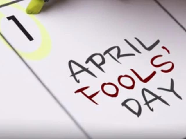 April Fools' tradition popularized