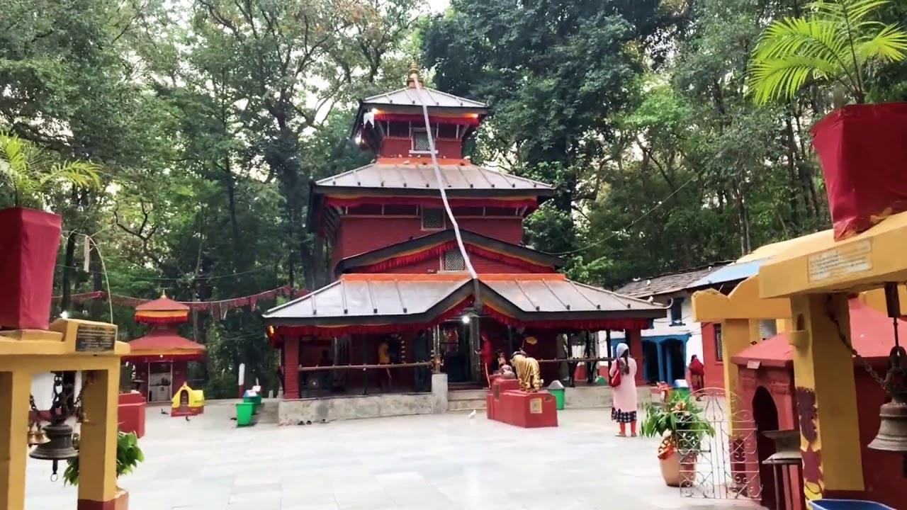 बागलुङ कालिका मन्दिर परिसरमा आगलागी, मन्दिर जोखिममा