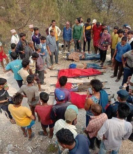 बैतडी जीप दुर्घटना: मृतकको संख्या ६ पुग्यो