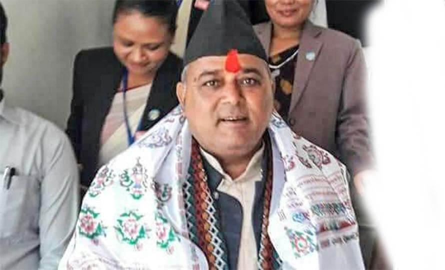 लुम्बिनीको राष्ट्रिय सभा उपनिर्वाचनमा पाण्डेय विजयी