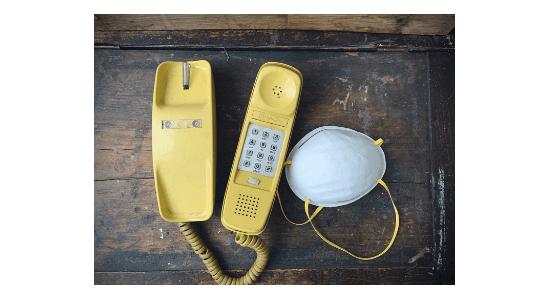 संक्रमितलाई फोन स्वास्थ्य सेवा