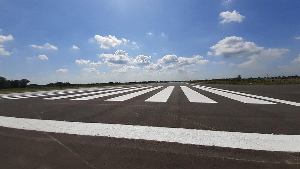 गौतमबुद्ध विमानस्थल परीक्षण उडानका लागि तयार