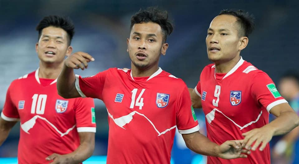 नेपाल एसियन कप छनोटको तेस्रो चरणमा, प्लेअफ खेल्न नपर्ने