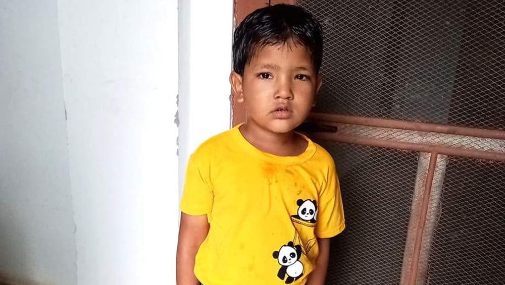 बर्दियामा फेला परेका ५ वर्षीय बालक अनुप गुरुङको अभिभावक सम्पर्कमा आएनन