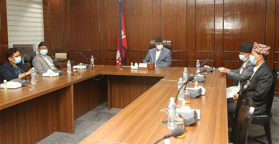 प्रतिनिधिसभाको बैठक साउन ३ गते बस्ने