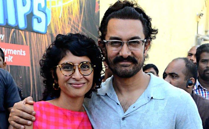 वलिउड अभिनेता आमिर खानको दोस्रो सम्बन्धविच्छेद