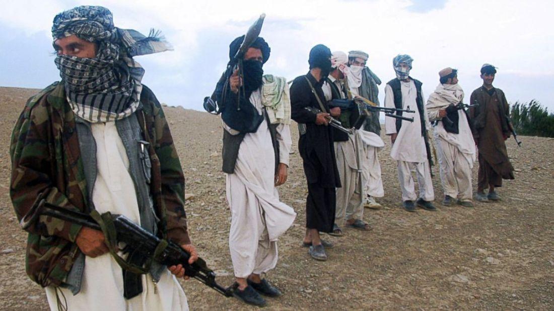पाकिस्तानको सीमानाका तालिबानद्वारा कब्जा