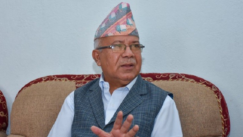 एकताको सबै ढोका बन्द भएपछि नयाँ पार्टी : माधवकुमार नेपाल