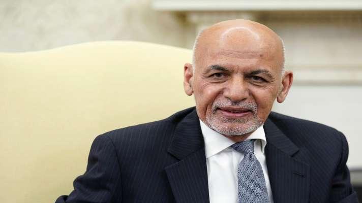 अफगानिस्तानका पूर्वराष्ट्रपति गनीले अफगानी जनतासँग मागे माफी