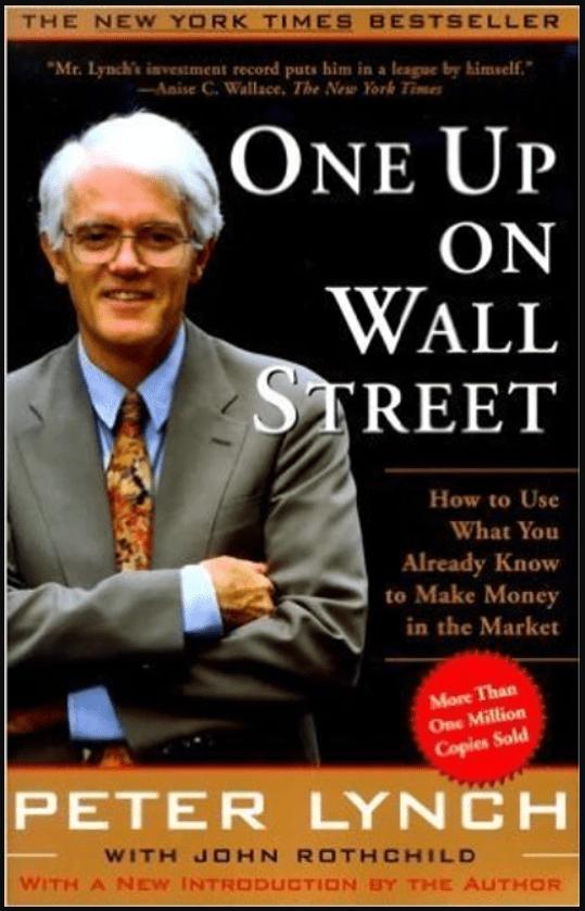 'वान अप अन वाल स्ट्रीट' (One up on Wall Street)काे पुस्तक सारांश