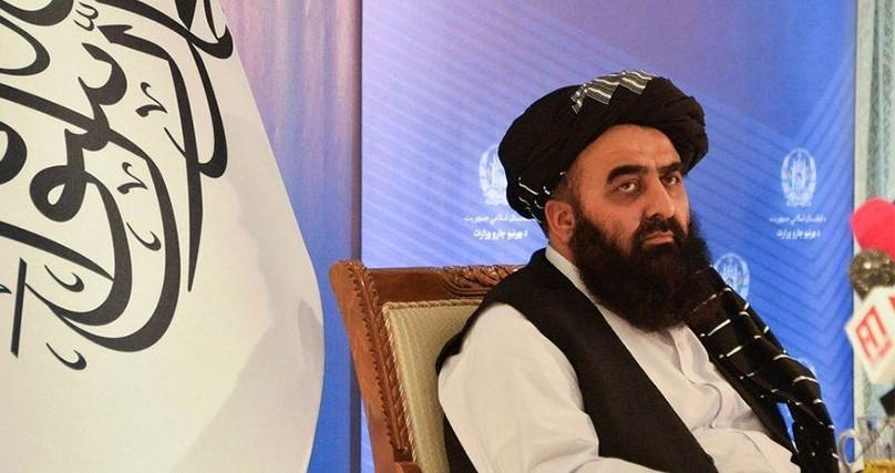 तालिबानले राष्ट्रसंघको महासभामा बोल्न पाउनुपर्ने माग