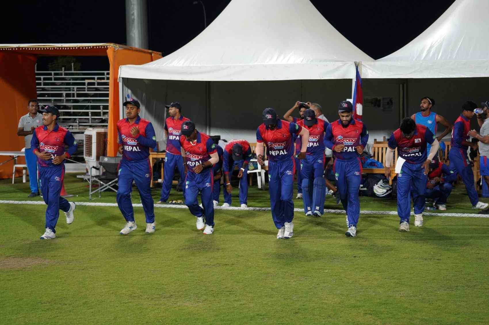 आईसीसी विश्वकप क्रिकेट लीग–२: नेपाल र ओमानबीचको खेल आज