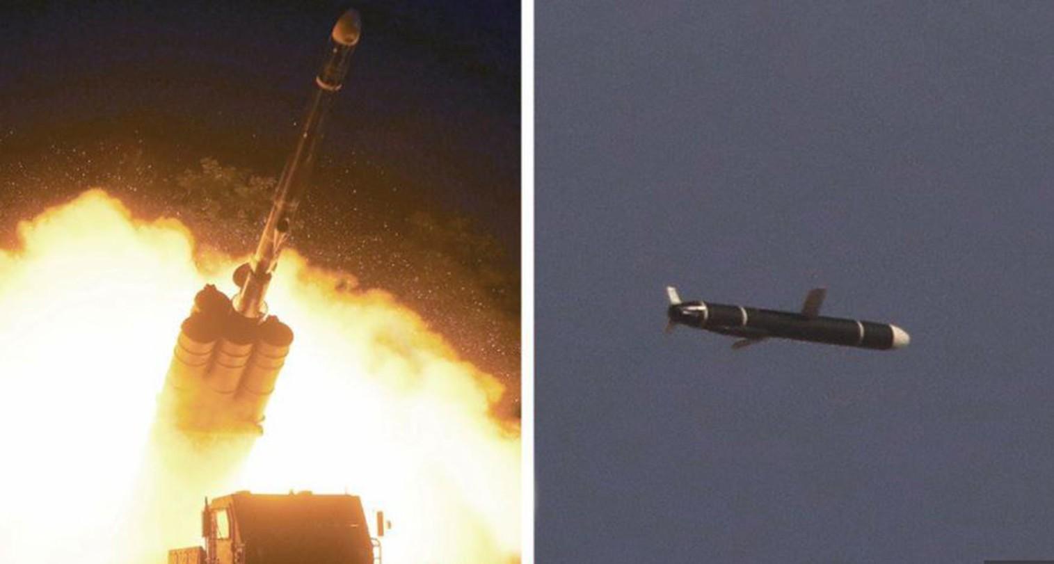 उत्तर कोरियाद्वारा लामो दूरीको क्रुज मिसाइल परीक्षण; सफल परीक्षण गरेको दाबी